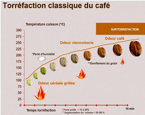 TORREFACTION CLASSIQUE DU CAFE